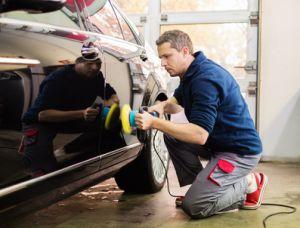 Fahrzeug - Aufbereitung